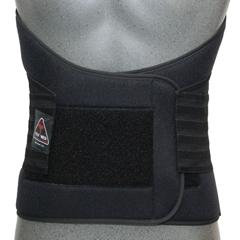 ITAILS-112-I-XLBL - Ita-Med - Extra Strong 12 Lower Back Support - Black, XL