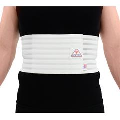 ITAIRSM-223XXL - Ita-MedBreathable Elastic Rib Support For Men - White, 2XL