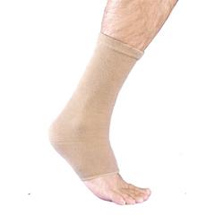 ITAMBAN-301M - Ita-MedMAXAR Cotton/Elastic Ankle Brace, Medium