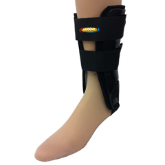 ITAMGAG-303-I - Ita-MedMAXAR Foam/Terry Cotton Ankle Guard