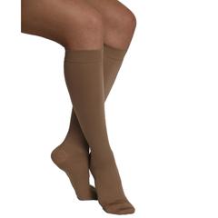 ITAMH-170LB - Ita-Med - MAXAR® Unisex Dress & Travel Support Socks - Beige, Large