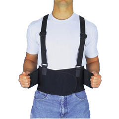 ITAMIBS-2000S - Ita-MedMAXAR® Work Belt - Industrial Lumbo-Sacral Support (Standard), Small