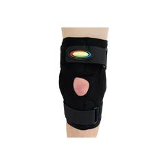 ITAMKNS-140L - Ita-MedMAXAR® Airprene Wrap-Around Knee Brace  - Black, Large