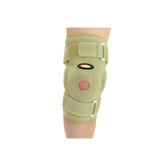 ITAMNKN-139M - Ita-MedMAXAR® Airprene Double-Pivot Hinge Pull-On Knee Brace, Medium