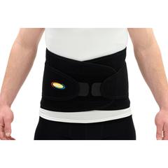 ITAMNWA-152LBL - Ita-MedMAXAR® Airprene Lumbo-Sacral Sport Belt - Black, Large
