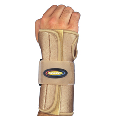 ITAMWRS-202L - Ita-MedMAXAR® Airprene (Breathable Neoprene) Wrist Splint, Large