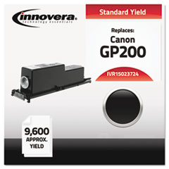 IVR15023724 - Innovera Compatible with 1388A003AA (GP200) Toner, 9600 Yield, Black