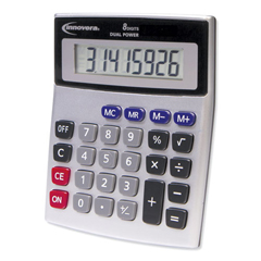 IVR15927 - Innovera® 15925 Portable Minidesk Calculator