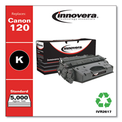 IVR2617 - Innovera Remanufactured 2617B001AA (120) Toner, 5000 Yield, Black
