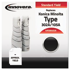 IVR36402A - Innovera Compatible with 8936-402 (Di181) Toner, 23000 Yield, Black