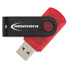 IVR37632 - USB 2.0 Flash Drive, 32GB
