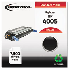 IVR400A - Innovera Remanufactured CB400A (642A) Laser Toner, 7500 Yield, Black