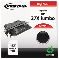 IVR4127J - Innovera Remanufactured C4127X(J) (27J)  Toner, 14000 Yield, Black