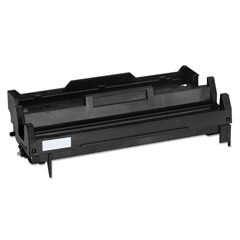 IVR43979001 - Remanufactured 43979001 Drum, 25000 Page-Yield, Black