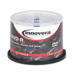 IVR46830 - Innovera® DVD-R Inkjet Printable Recordable Disc