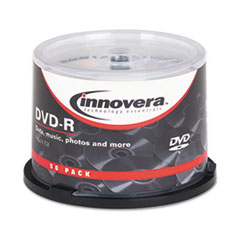 IVR46850 - Innovera® DVD-R Recordable Disc