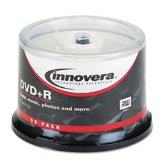 IVR46851 - Innovera® DVD+R Recordable Disc