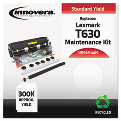 IVR56P1409 - Innovera Remanufactured 56P1409 (T630) Maintenance Kit, 300000 Yield