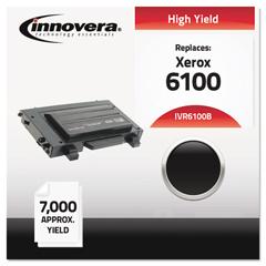 IVR6100B - Innovera 6100B Remanufactured, 106R00684 (Phaser 6100) Toner, 7000 Yield, Black
