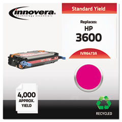 IVR6473A - Innovera Remanufactured Q6473A (502A) Laser Toner, 4000 Yield, Magenta