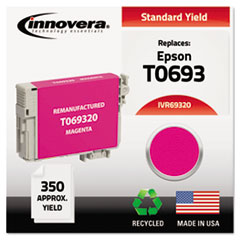 IVR69320 - Innovera Remanufactured T069320 Ink, 350 Page-Yield, Magenta
