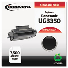 IVR732024074 - Innovera Remanufactured UG3350 Laser Toner, 7500 Yield, Black