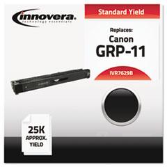 IVR7629B - Innovera Remanufactured GPR-11BK (GPR11) Toner, 25000 Yield, Black