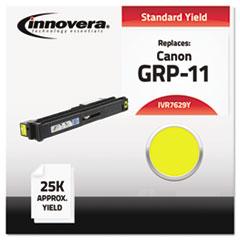 IVR7629Y - Innovera Remanufactured GPR-11Y (GPR11) Toner, 25000 Yield, Yellow