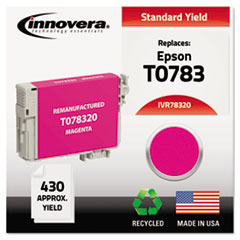 IVR78320 - Innovera Remanufactured T078320 Ink, 430 Page-Yield, Magenta
