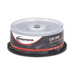 IVR78825 - Innovera® CD-RW Rewritable Disc