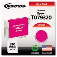 IVR79320 - Innovera Remanufactured High-Yield T079320 (79) Ink, 810 Page-Yield, Magenta