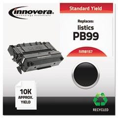 IVR8157 - Innovera Remanufactured 815-7 (9900) Laser Toner, 10000 Yield, Black