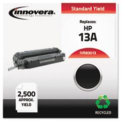 IVR83013 - Innovera Remanufactured Q2613A (13A) Laser Toner, 2500 Yield, Black