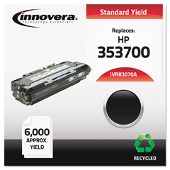IVR83070A - Innovera Remanufactured Q2670A (308A) Laser Toner, 6000 Yield, Black