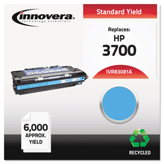 IVR83081A - Innovera Remanufactured Q2681A (311A) Laser Toner, 6000 Yield, Cyan