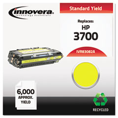 IVR83082A - Innovera Remanufactured Q2682A (311A) Laser Toner, 6000 Yield, Yellow