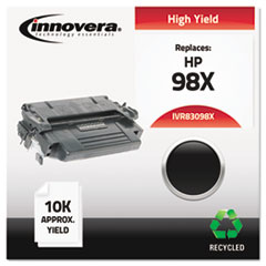 IVR83098X - Innovera Remanufactured 92298X (98X) High-Yield Toner