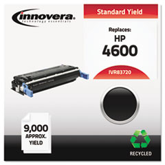 IVR83720 - Innovera Remanufactured C9720A (641A) Toner, 9000 Yield, Black