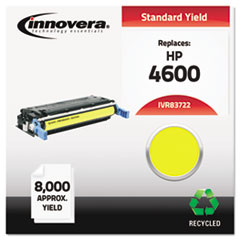 IVR83722 - Innovera Remanufactured C9722A (641A) Toner, 8000 Yield, Yellow