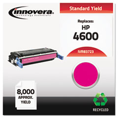 IVR83723 - Innovera Remanufactured C9723A (641A) Toner, 8000 Yield, Magenta