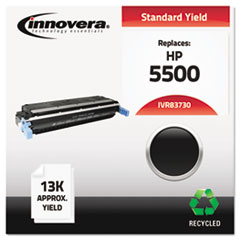 IVR83730 - Innovera Remanufactured C9730A (645A) Toner, 13000 Yield, Black