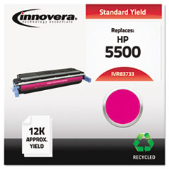 IVR83733 - Innovera Remanufactured C9733A (645A) Toner, 12000 Yield, Magenta