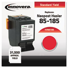 IVR85185 - Innovera Compatible with IJINK678H Postage Meter, 31500 Page-Yield, Red