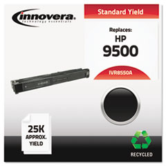 IVR8550A - Innovera Remanufactured C8550A (9500) Laser Toner, 25000 Yield, Black
