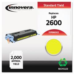 IVR86002 - Remanufactured Q6002A (124A) Toner, Yellow