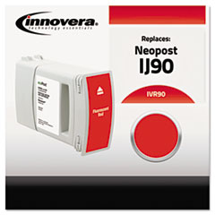 IVR90 - Innovera 90 Compatible Ink, 4127175Q (IJ90) Ink, Red