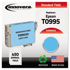 IVR99520 - Innovera Remanufactured T099520 (98) Ink, 450 Page-Yield, Light Cyan