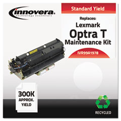 IVR99A1978 - Innovera Remanufactured 99A1978 (T614) Maintenance Kit, 300000 Yield