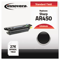 IVRAR450 - Innovera Compatible with AR450NT Laser Toner, 27000 Yield, Black