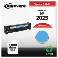 IVRC531A - Innovera Remanufactured CC531A (304A) Toner, 2800 Yield, Cyan